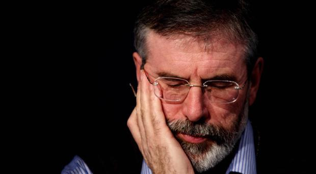 Gerry Adams' actions over his brother's paedophilia raise questions over his authority as a party leader