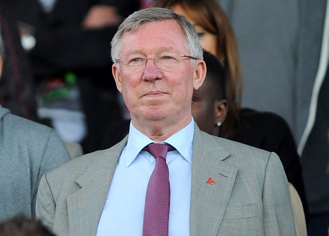 File photo dated 02/06/2013 of Sir Alex Ferguson. PRESS ASSOCIATION Photo. Issue date: Wednesday September 2, 2013.Sir Alex Ferguson insists he has no interest in returning to manage Manchester United. See PA story SOCCER Man Utd Ferguson. Photo credit should read: Martin Rickett/PA Wire.