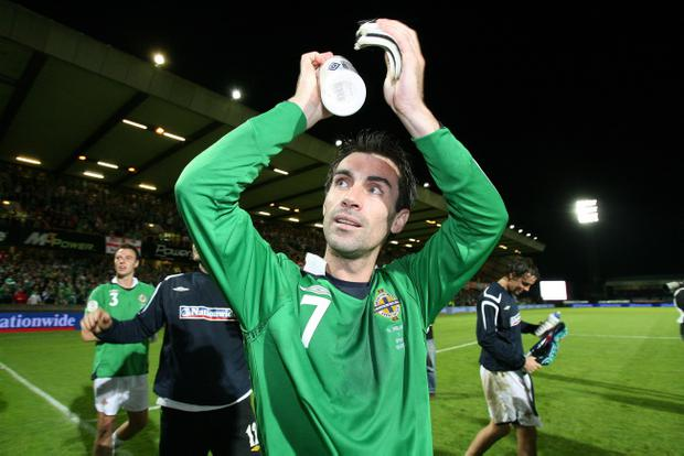 Ex-Northern Ireland star Keith Gillespie