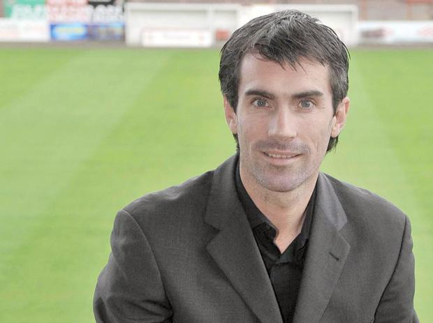 HE SCORED BOTH ON AND OFF THE PITCH: Ex-Northern Ireland star Keith Gillespie