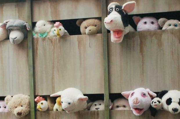Banksy's Sirens of the Lambs: 'I know what you're thinking: isn't it a bit… subtle'