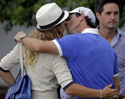 After months of speculation Rory McIlroy and Caroline Wozniacki have split