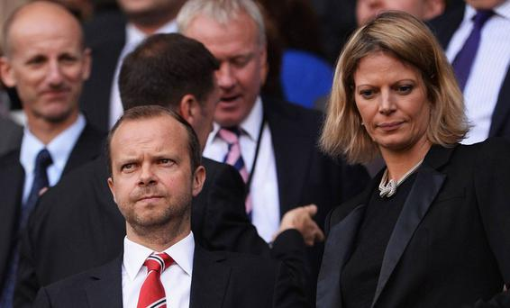 Ed Woodward: Manchester United's chief executive is used to standing at Chelmsford City