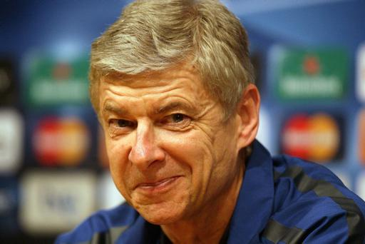 Arsenal manager Arsene Wenger will be hoping his Arsenal team can overcome a tough challenge against Borussia Dortmund