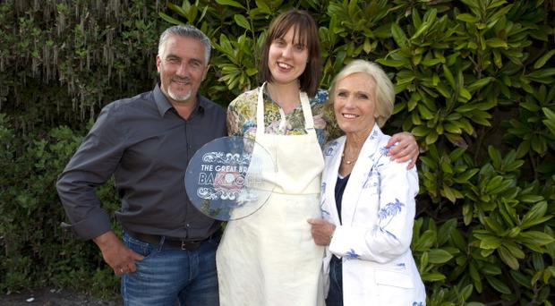 The Great British Bake Off winner Frances Quinn says she was in