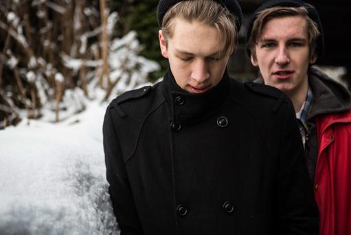 Drenge play at Limelight 2 in Belfast tonight.