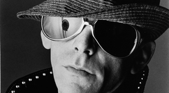 Rock pioneer: Lou Reed