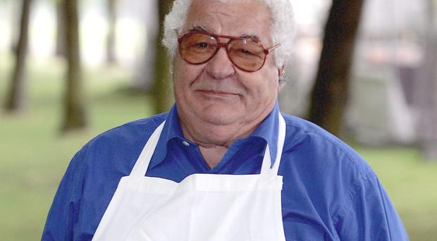 Celebrity chef Antonio Carluccio (Photo by Gareth Cattermole/Getty Images)