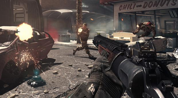 Call of Duty: Ghosts is set to be released at midnight, Tuesday November 5