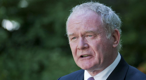 Deputy First Minister Martin McGuinness has said the IRA's secret killings and burials during the Troubles were