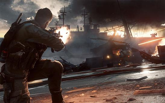 Battlefield 4: 'A lacklustre single player mode, but vast multiplayer maps and satisfying objective-based gameplay keep this title feeling fresh'