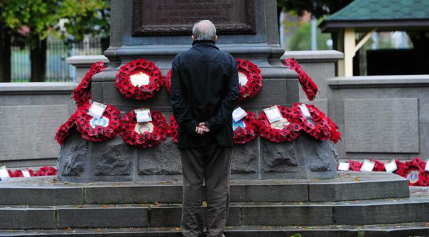 Millions of people across the UK marked Remembrance Sunday and Armistice Day
