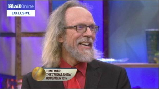 """Craig Cobb submitted his DNA as part of host Trisha Goddard'sRace in America series, who gave him the results to a delighted audience, telling Cobb: """"You have a little Black in you"""""""