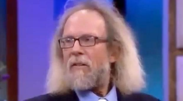 White supremacist Craig Cobb described the DNA results, given to him on Trisha Goddard's Race in America show, as 'short-science'