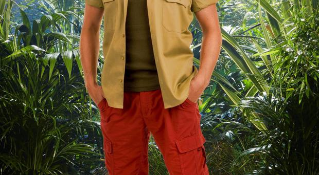 Westlife singer Kian Egan, one of the contestants from this year's ITV realty show, I'm A Celebrity...Get Me Out Of Here! ITV/PA Wire