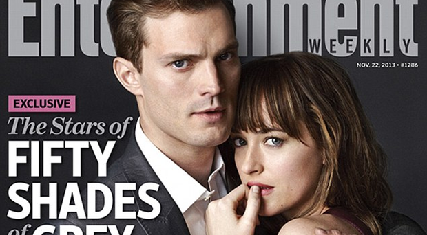First Photo Of Jamie Dornan As Christian Grey As The Actor Reveals