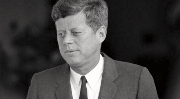The 50th anniversary of JFK's assassination takes place this week