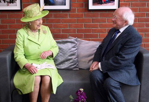 President Michael D Higgins is to become the first Irish head of state to make an official state visit to the UK