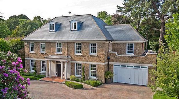 Eamonn Holmes and wife Ruth Langsford have put their luxury family home in Surrey on the market for £3.25m
