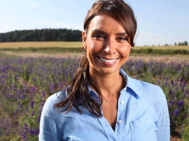 Christine Bleakley in new ITV series Off The Beaten Track