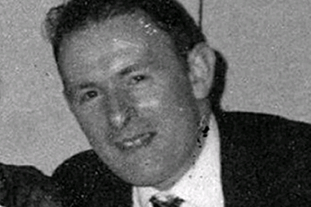 Patrick McVeigh one of the people killed by the Military Reaction Force (MRF) in the early seventies according to BBC Panorama investigation.