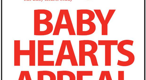 The Belfast Telegraph's Baby Hearts Appeal