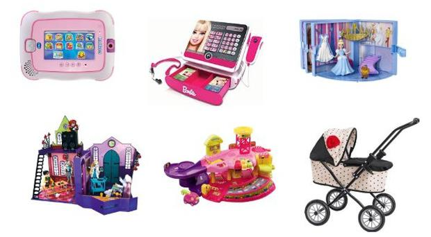 Top 10 Christmas Presents For Girls 2013 - BelfastTelegraph.co.uk
