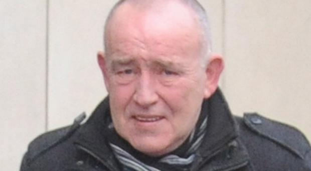 Seamus Kearney who was today jailed for life for the murder of reserve RUC constable John Proctor