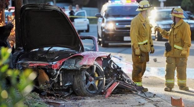 Paul Walker the star of the Fast & Furious movie series, has died in a car crash in Los Angeles