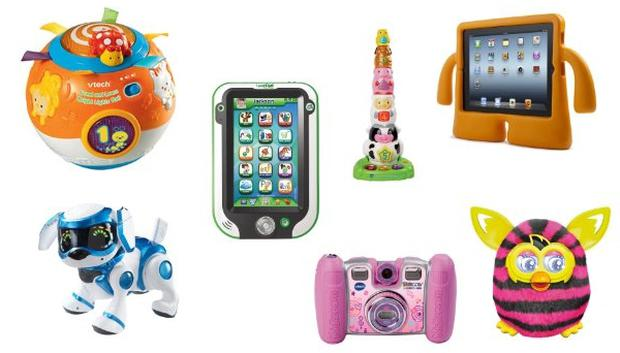 Top 10 children tech christmas presents 2013