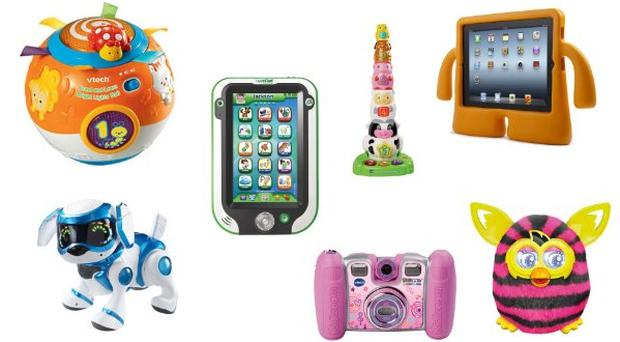 Top 10 Christmas Toys 2013 : Top tech toys for children christmas