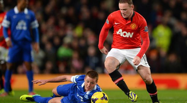 Top player: Wayne Rooney still rated one of the best by Ander Herrera
