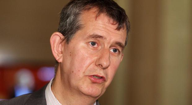 Health Minister Edwin Poots has announced an international team will be appointed to examine an all-island children's heart service
