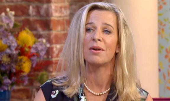 Katie Hopkins said a sick girl had 'enough on her plate' before going on to mock her name anyway. ITV
