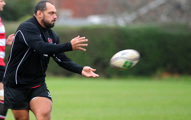 John Afoa is leaving Ulster to join Gloucester