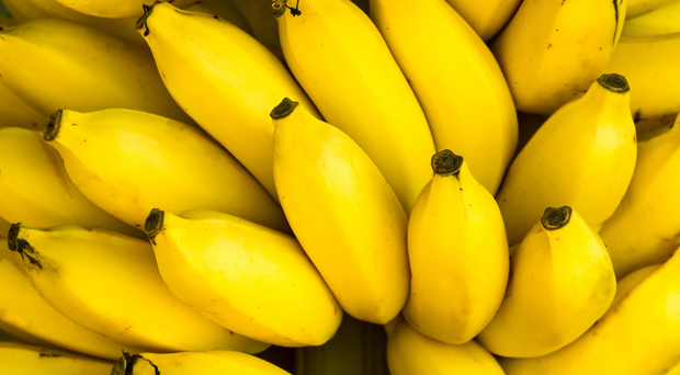 People are prepared to pay more for bananas