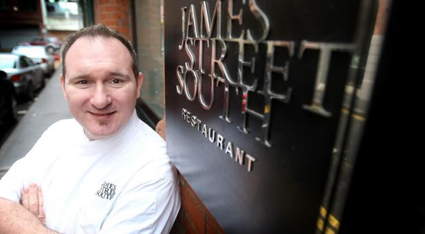 James Street South's Niall McKenna