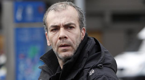 HIS EVERY MOVE WAS WATCHED: Colin Duffy was constantly monitored