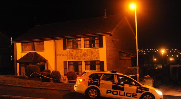 Six people have been injured including two left in a 'serious' condition after a multiple stabbing in the Ballyduff Gardens area of Newtownabbey