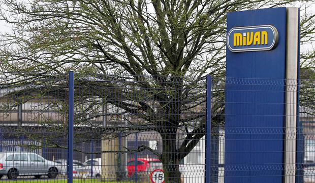 Antrim construction firm Mivan has gone into administration