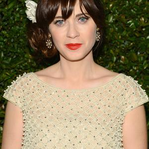 BEVERLY HILLS, CA - JANUARY 12: Actress Zooey Deschanel attends the Fox And FX's 2014 Golden Globe Awards Party on January 12, 2014 in Beverly Hills, California. (Photo by Mark Davis/Getty Images)