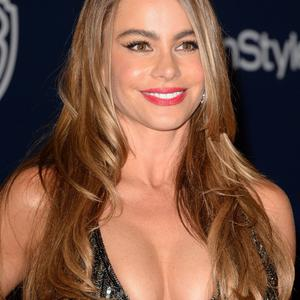 BEVERLY HILLS, CA - JANUARY 12: Actress Sofia Vergara attends the 2014 InStyle and Warner Bros. 71st Annual Golden Globe Awards Post-Party on January 12, 2014 in Beverly Hills, California. (Photo by Jason Merritt/Getty Images)