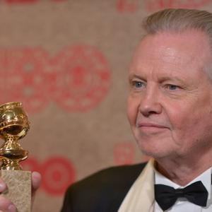 Jon Voight arrives at the HBO Golden Globes after party at the Beverly Hilton Hotel on Sunday, Jan. 12, 2014, in Beverly Hills, Calif. (Photo by Richard Shotwell/Invision/AP)