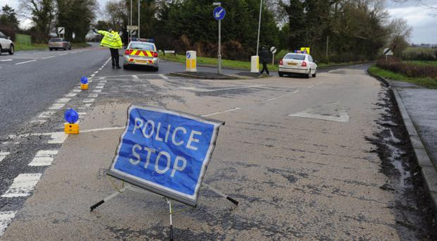 A 44-year-old man has been killed in a road accident in Co Down