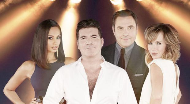 BGT judges' auditions are coming to Belfast - David Walliams, Alesha Dixon, Amanda Holden and Simon Cowell