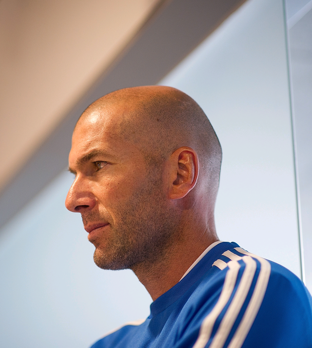 Footballing great Zinedine Zidane will replace Rafael Benitez as Real Madrid manager