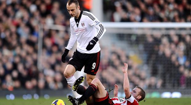 Dimitar Berbatov has been linked with a move to Arsenal
