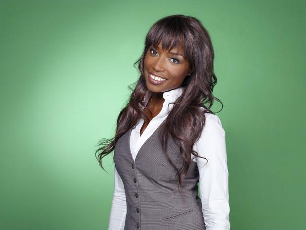 Lorraine Pascale is testing her culinary skills