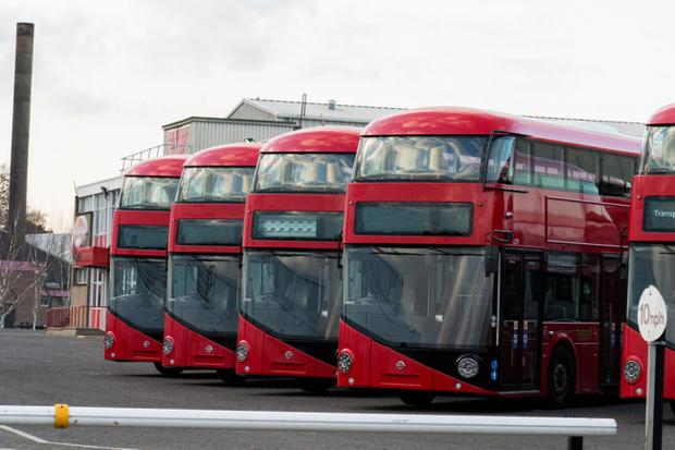 Ballymena's Wrightbus lands order for 300 fuel efficient vehicles