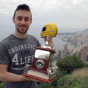 Motorcyclist of the Year Eugene Laverty